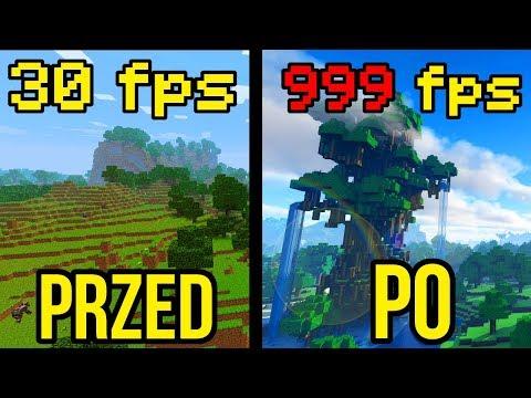 Jak Mieć Więcej FPS W Minecraft 1.14.4