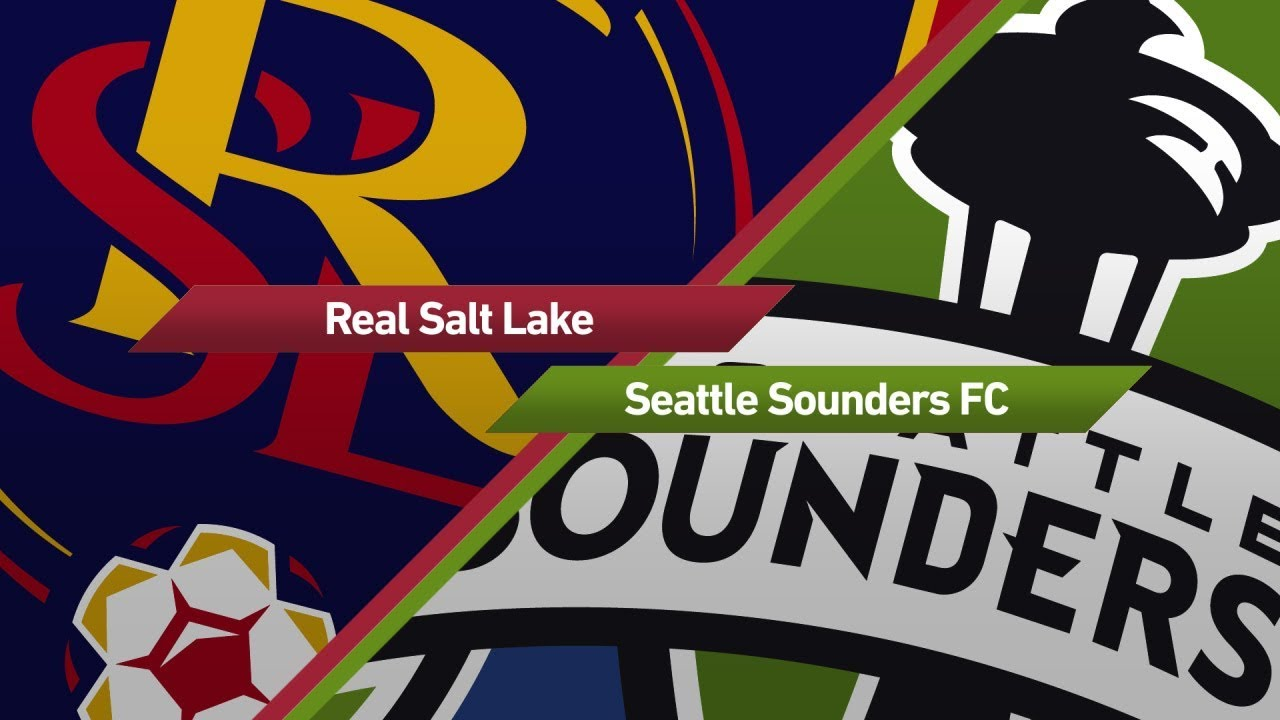 Seattle Sounders Vs Real Salt Lake