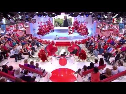 Pierre Arditi - Vivement Dimanche 27.12.15