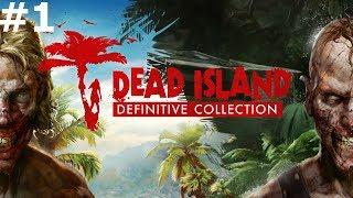 Dead Island Definitive Edition  — Zabawa z Zombie :) - Na żywo