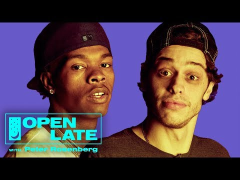 Pete Davidson, Lil Baby, and We Make Smoothies With Ace Hood  Open Late with Peter Rosenberg
