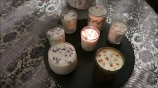 свечи из соевого воска своими руками