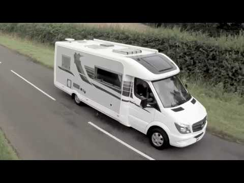 Auto-Sleeper Winchcombe 2018 - Mercedes Coachbuilt Motorhome