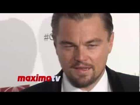 Leonardo DiCaprio 18th Annual ADG Awards Arrivals - YouTube