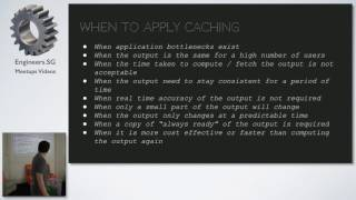 Caching -  PHP The Right Way: The Workshop