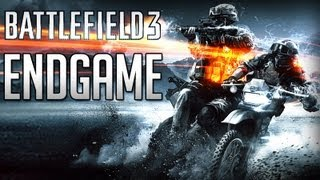 Battlefield 3 - Endgame - PC Gameplay