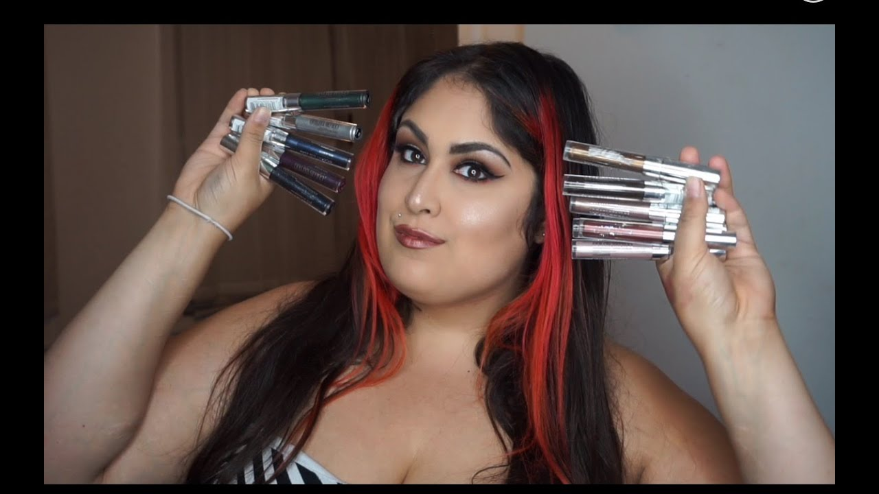 Maybelline color tattoo eye chrome collection review live for Color tattoo eye chrome