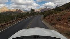 Sedona, AZ to Tonto Basin, AZ