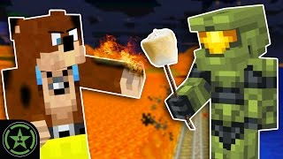 Let's Play Minecraft: Ep. 234 - The World is Lava Part 2