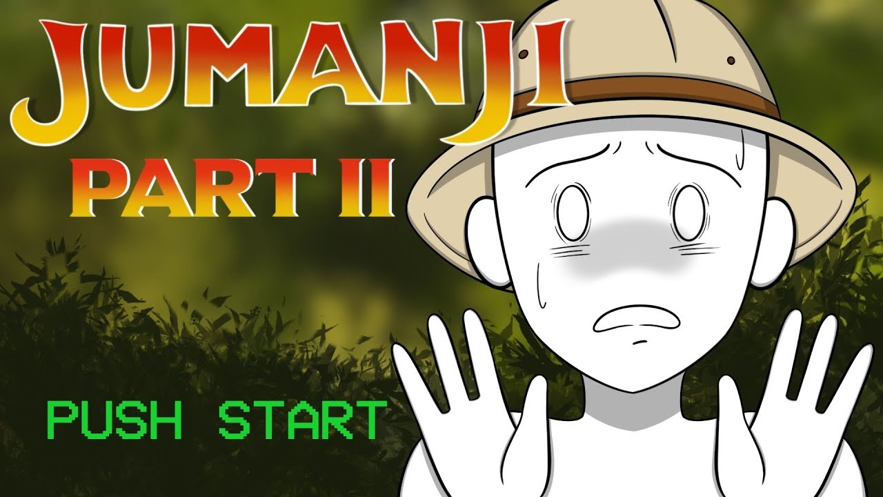By the way, Can You Survive Jumanji | Part 2 (ft  JoCat)