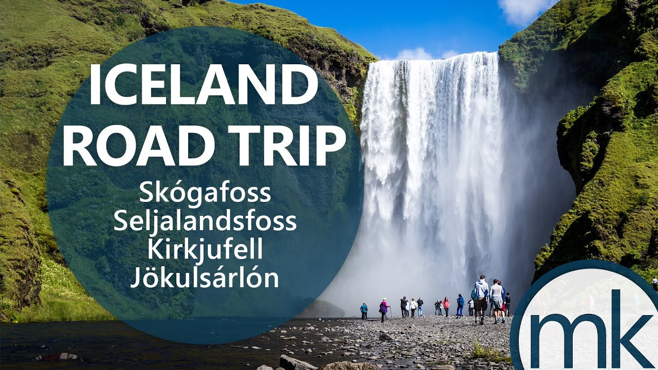 Urlaub In Island (2016) - YouTube