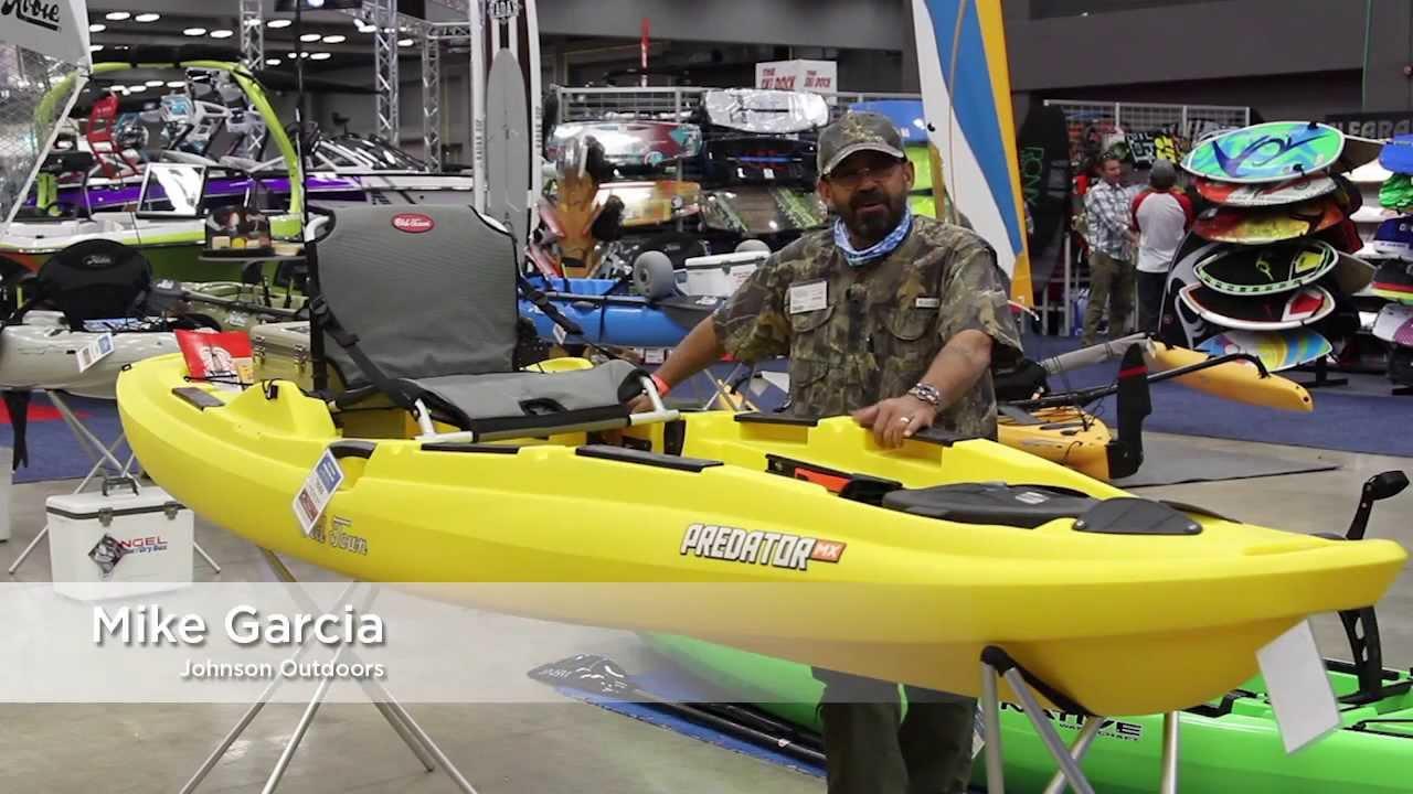 Old Town Predator MX Kayak - Product Spotlight - YouTube
