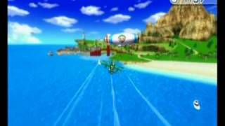 Wii Sports Resort - Island Flyover - Balloons Popped - 342