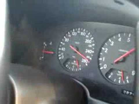 Nissan 300ZX STOCK Top Speed!! - YouTube