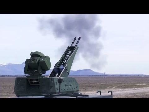 AIR DEFENSE WEAPON SYSTEMS - ASELSAN KORKUT - TURKISH ARMY