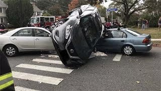 Car Crash - very Shock dash camera - By Top Speed Motor 322