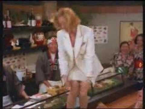 Cybill Shepherd sings Frank Sinatras hit Thats Life  YouTube