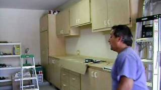 How To Build Garage Cabinets Manny's Organization Station