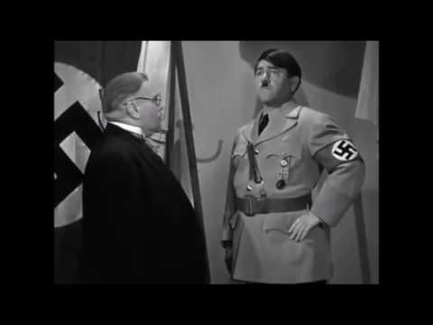 Moe as Hitler