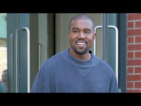 Kanye West Wants to Start a Cosmetics Line | Splash News TV