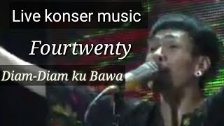 Download NEW FOURTWENTY DIAM DIAM KU BAWA|KONSER JI-EXPO 2019