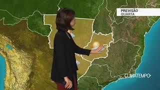 Previsão Centro-Oeste – Amanhecer frio em MS e MT