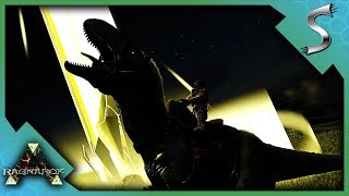 JOURNEYING INTO THE CAVES OF RAGNAROK TO TAME A MEGALOSAURUS! - Ark: RAGNAROK [DLC Gameplay S3E89]