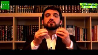 Ferid Heider - Warum fasten Muslime im Ramadan? #1