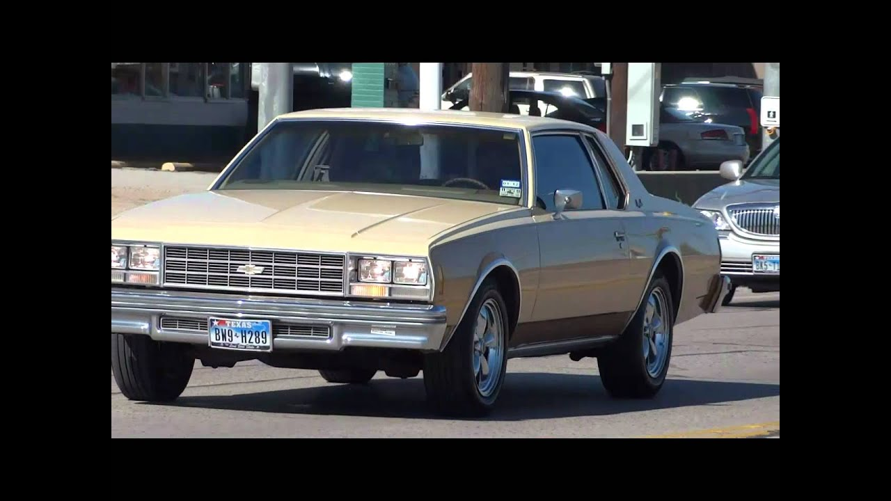 1977 Chevy Impala 59,000 original miles - YouTube