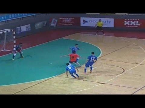 XXL Energy Futsal Championship - Bank Beirut v/s Mayaden - 6/4/2016