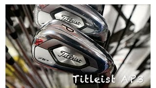 Titleist 718 Ap3 Iron Review
