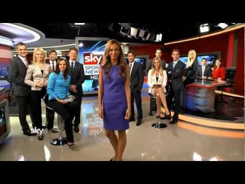 Sky Sport News HD Trailer 3 - Die Moderatoren [31.10.2011] (Deutschland/Germany)