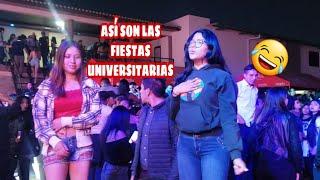 LAS MEJORES FIESTAS EN BOLIVIA, de puro universitarios umss,etc