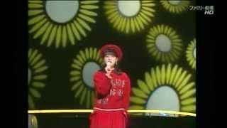 河合その子 【涙の茉莉花LOVE】 1985年10月 「涙の茉莉花LOVE」(なみだ...