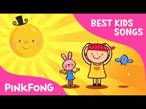 Mr. Golden Sun | Best Kids Songs | PINKFONG Songs for Children