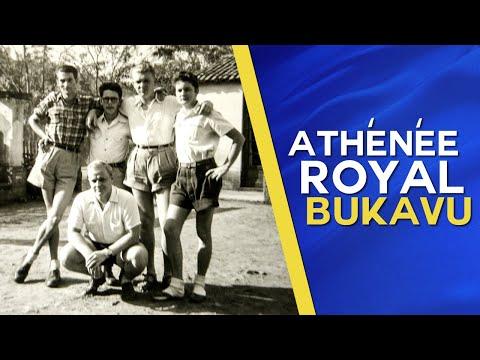 Salutations de l'Athénée royal de Bukavu à Kawa, Congo Belge