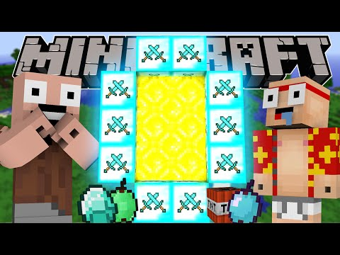 Thumbnail: If a Pro Dimension was Added - Minecraft