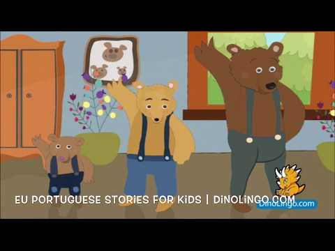 the-three-bears---european-portuguese-stories-and-books-for-kids
