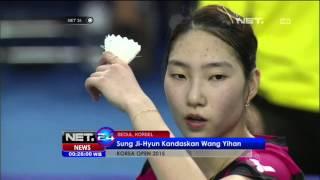Ganda Putri Indonesia Juarai Korea Open 2015 - NET24