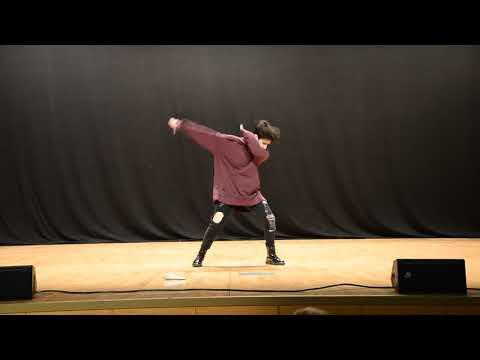 KIH [Kumo] - Intro DOPE + MIC Drop BTS Japan Weekend 2017 Performance [2º Premio Individual]