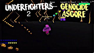Roblox UnderFighters 2: Genocide Asgore