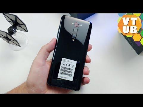 Xiaomi Mi 9T Pro 128GB Распаковка Топового Смартфона