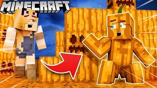 DYNIA TROLL?! - ZABAWA W CHOWANEGO W MINECRAFT (Hide and Seek) | Vito vs Bella