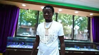 Michael Blackson makes FIRST appearance after selling out all weekend in Houston, TX.