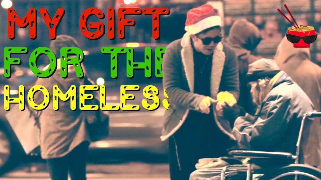My Gift For The Homeless On Christmas Eve