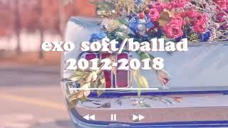 EXO SoftBallad Songs Mama-Love Shot