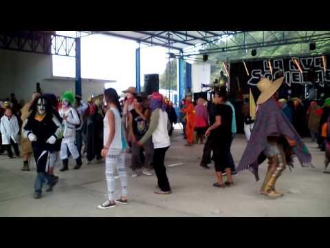 El pozo pantepec puebla el mejor carnaval de la sierra otomí 2016
