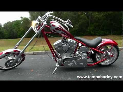 2004 Orange County Chopper with Vance and Hines Exhaust
