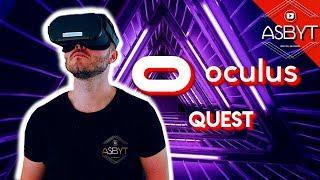 Oculus Quest UNBOXING Setup & REVIEW! Best VR Headset 2019?