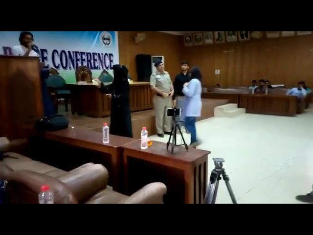 Peace conference Multan /Arfa Farooqi